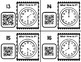 Telling Time to the Hour and Half-Hour QR Codes