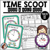 Time Scoot and More - Hour and Half Hour