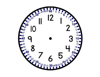 Telling Time to the Minute System for Children with ASD/Spec. Ed.