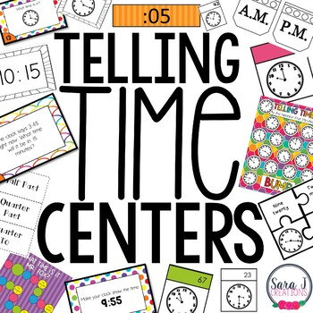 Time Centers