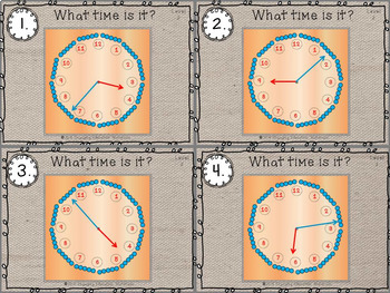 Telling Time to the Nearest Minute - A Montessori-Inspired Lesson
