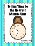 Time to the Nearest Minute Unit