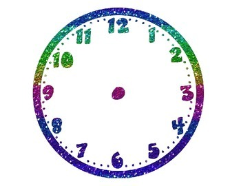 Telling Time with Analog Clocks