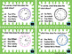 Telling Time with Analog Clocks Task Cards