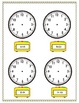 Telling Time with Digital and Hand Clocks