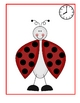 Telling Time with Ladybug Clocks