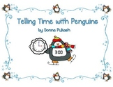 Telling Time with Penguins- clocks
