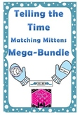 Telling the Time Matching Mittens Mega Bundle