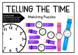 Telling the Time Puzzles