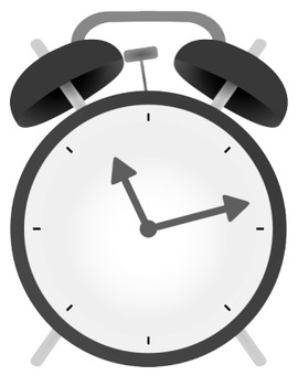 Telling the Time Revision for ESL adults and teenagers.