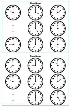 Telling the Time, in Japanese!