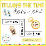Telling the time - DOMINOES