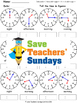 Telling the time lesson plans, worksheets and more (2nd-4th grade)