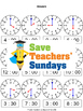 Telling the Time Lesson Plans, Worksheets and More