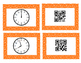 Telling time to the minute with QR codes