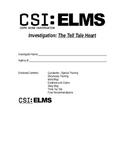 Telltale Heart - CSI Package (Assignment)