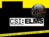 Telltale Heart - CSI Power Point (Hook Activity)