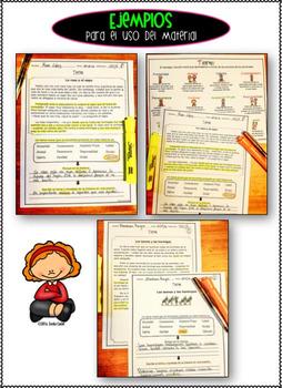 Tema-Lección Moral (Material de Instrucción y Evaluación alineado al STAAR)