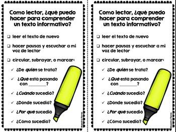 Main Idea in Spanish Ruby Bridges