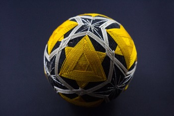 Temari - Japanese thread balls