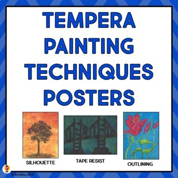Tempera Painting Technique Posters