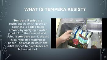 Tempera Resist