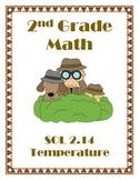 Temperature Charts and Sort