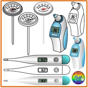 Temperature Clipart