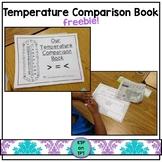 Temperature Comparison Freebie (class book for math and sc