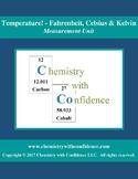 Temperature! - Fahrenheit, Celsius, & Kelvin
