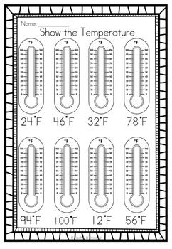 Temperature Fahrenheit Sample