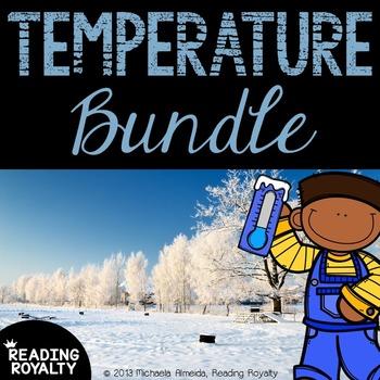 Temperature Bundle: Fahrenheit and Celsius