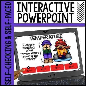 Temperature Interactive Powerpoint