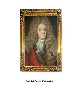 Temperature Inventors Portraits