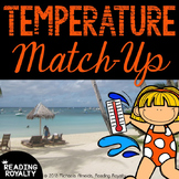 Temperature Match-Up: Fahrenheit and Celsius