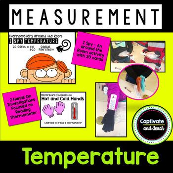 Temperature Measurement Investigations: Fahrenheit and Celsius
