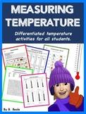 Temperature - Measuring Temperature - 120 pages (Differentiated)