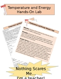 Temperature Heat Energy and Thermometers Lab Activity