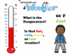 Temperature and Weather