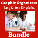 Graphic Organizer | Template BUNDLE