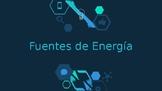 Template Fuentes de Energía Presentación de la clase