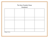Template : The Great Pumpkin Chase Storyboard