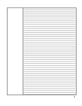 Template: Two Column Notes-4 page