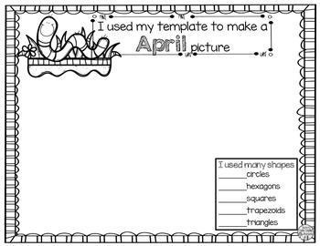 Math Template Drawings