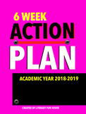 Template for a 6 Week Action Plan (Classroom Accommodation
