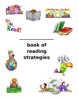 Template for a book of reading strategies for students