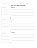 Template for research essay