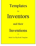 Templates Inventors and Inventions with Cover Pages, large