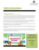 Temple Excursion - Salvation Island