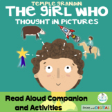 Temple Grandin Companion Activities for Read Aloud and Rea